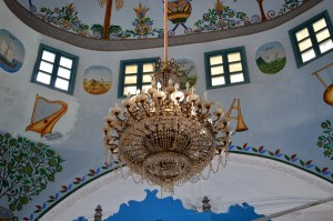 Another Tzfat synagogue